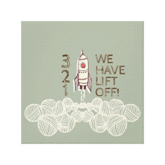 We have lift off canvas print
