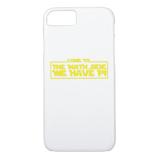 We Have Pi Math Funny Shirt iPhone 8/7 Case