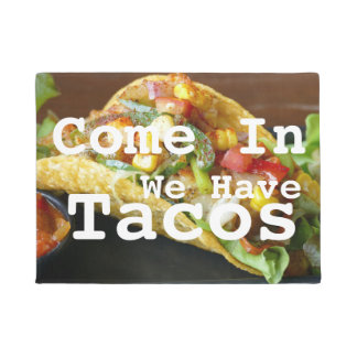 We Have Tacos Doormat