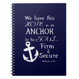 We Have This Hope... Notebooks
