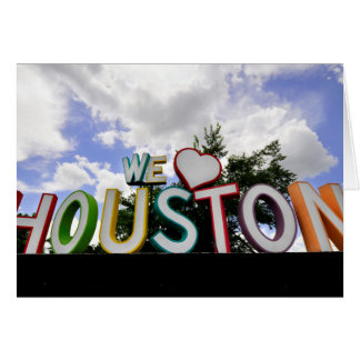 we heart houston card