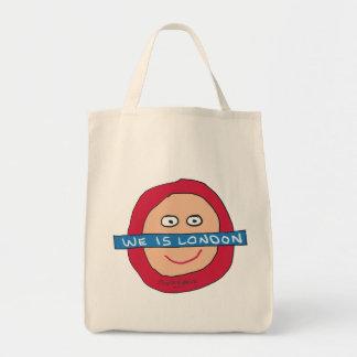 We Is London Tote Bag
