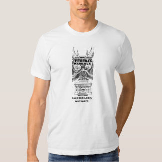 WE KNOW THE SECRETS OF THE FEDERAL RESERVE $TRUST T SHIRT