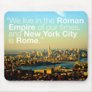 we live in the roman empire mouse pad