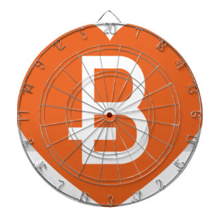 We Love Bitcoin Dart Boards