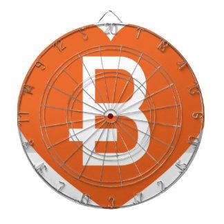We Love Bitcoin Dartboard
