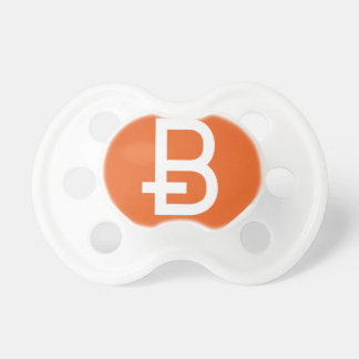 We Love Bitcoin Pacifier