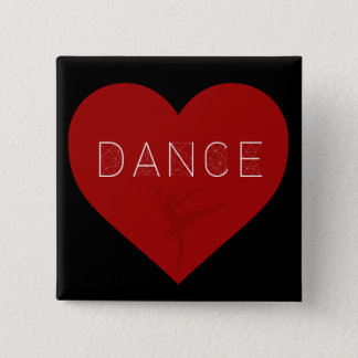 We Love Dance Button