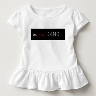 We Love Dance Toddle Dress