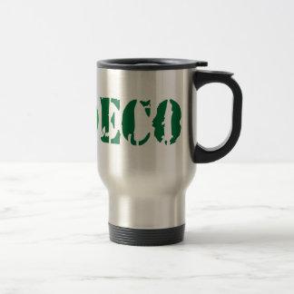 We love eco travel mug