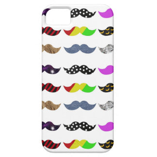 We love H afternoon mustaches iPhone 5 Cover