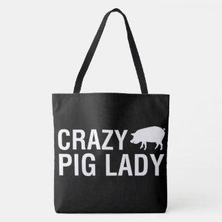 We Love Pigs Tote Bag
