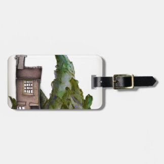 we love yorkshire boutique hotel bag tag