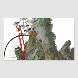 we love yorkshire downhill whippet race sticker