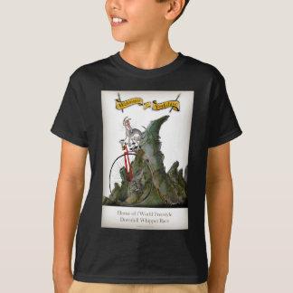 we love yorkshire downhill whippet race T-Shirt