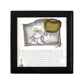 we love yorkshire pudding history gift box