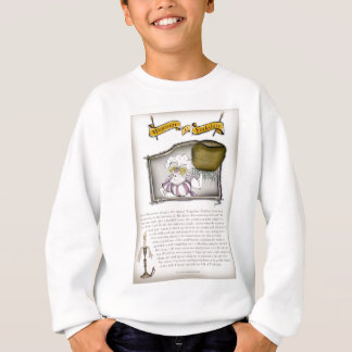 we love yorkshire pudding history sweatshirt