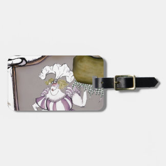 we love yorkshire puddings luggage tag