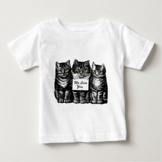 we love you baby T-Shirt