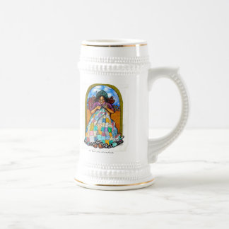 We love you grandma beer stein
