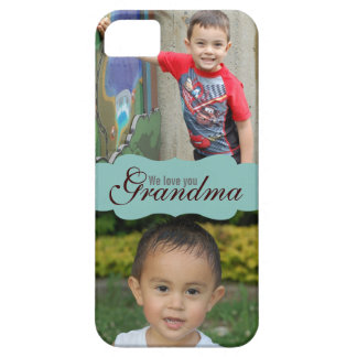 We love you Grandma Photo iPhone 5 case