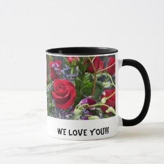 We Love You - Mug