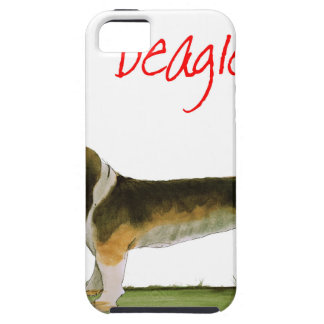 we luv beagles from tony fernandes iPhone 5 covers