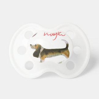 we luv beagles from tony fernandes pacifier