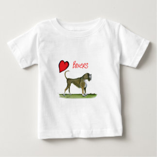 we luv boxers from tony fernandes baby T-Shirt
