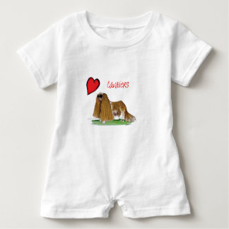 we luv cavaliers from tony fernandes baby romper