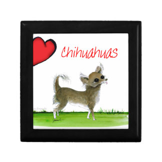 we luv chihuahuas from tony fernandes gift box