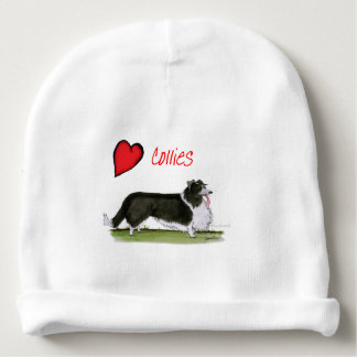 we luv collies from tony fernandes baby beanie