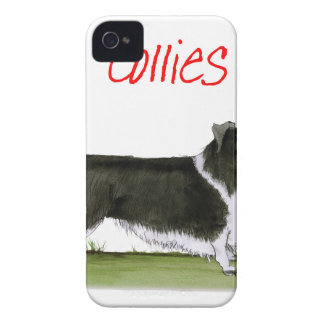 we luv collies from tony fernandes Case-Mate iPhone 4 case