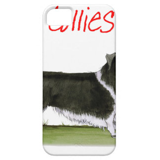 we luv collies from tony fernandes iPhone 5 case
