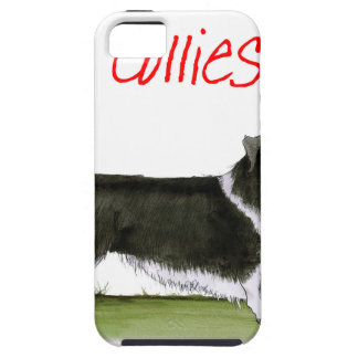 we luv collies from tony fernandes iPhone 5 cases