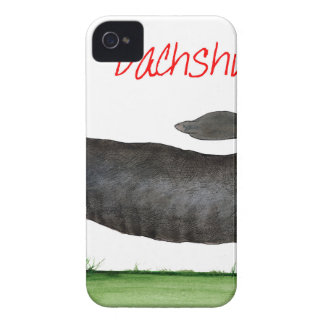we luv dachshunds from Tony Fernandes iPhone 4 Cases
