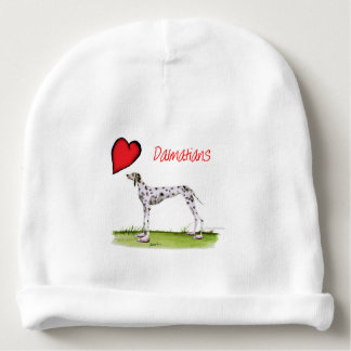 we luv dalmatians from Tony Fernandes Baby Beanie