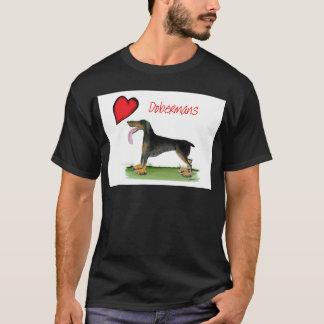 we luv dobermans from Tony Fernandes T-Shirt