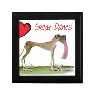we luv great danes from Tony Fernandes Gift Box