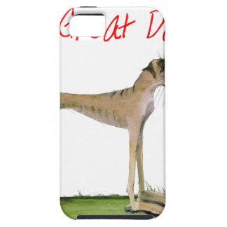 we luv great danes from Tony Fernandes iPhone 5 Covers