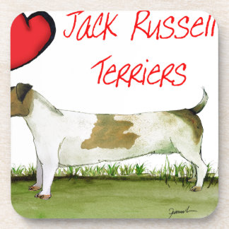 we luv jack russell terriers from Tony Fernandes Coaster