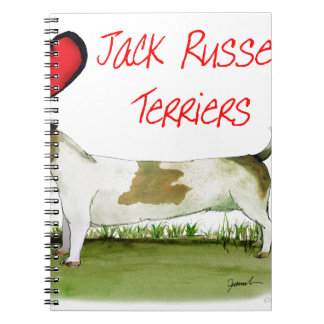 we luv jack russell terriers from Tony Fernandes Notebook