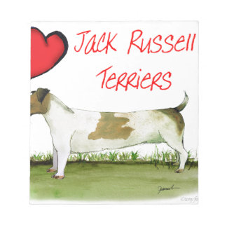 we luv jack russell terriers from Tony Fernandes Notepad