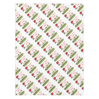 we luv jack russell terriers from Tony Fernandes Tablecloth