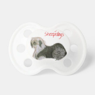 we luv old english sheepdogs, Tony Fernandes Pacifier