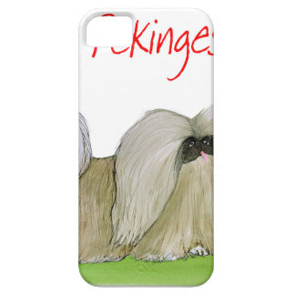 we luv pekingese from Tony Fernandes Case For The iPhone 5