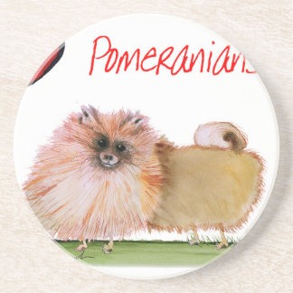 we luv pomeranians from Tony Fernandes Coaster