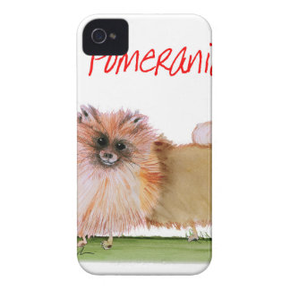 we luv pomeranians from Tony Fernandes iPhone 4 Covers