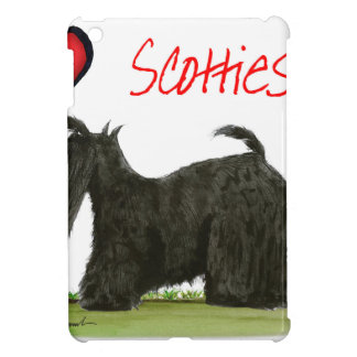 we luv scotties from Tony Fernandes iPad Mini Cases
