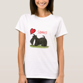 we luv scotties from Tony Fernandes T-Shirt